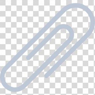 Paper Clip Material - Paper Clip PNG