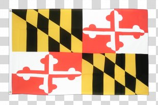 Flag Of Maryland Baltimore State Flag Flag Of The United States - Flag PNG