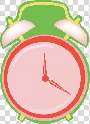 Alarm Clock Clip Art - Alarm Clock Vector PNG