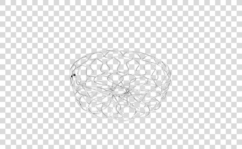 Silver White, Bread Basket PNG