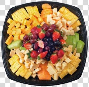 Hors D'oeuvre Vegetarian Cuisine Breakfast Tray Cheese - Breakfast PNG