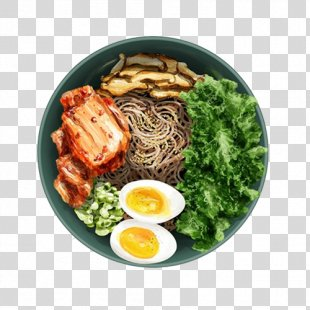 Global Cuisine Asian Cuisine Food Vietnamese Cuisine Bento - Buckwheat Hand Painting Surface Material Picture PNG