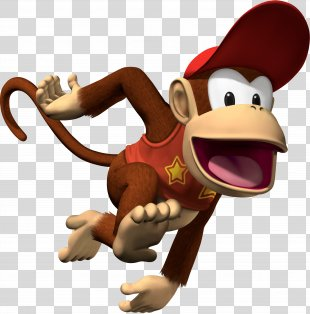 Donkey Kong Country 2: Diddy's Kong Quest Donkey Kong 64 Diddy Kong Racing - Donkey PNG