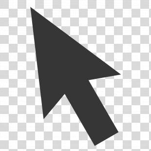 Computer Mouse Pointer Arrow - Mouse Cursor PNG