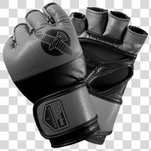 MMA Gloves Mixed Martial Arts Boxing Combat Sport - Gloves PNG