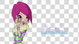 Tecna Bloom Musa Flora Winx Club - Season 7Four Season PNG