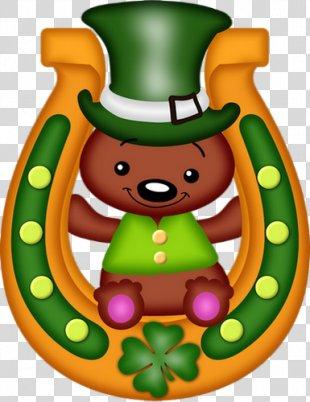 Saint Patrick's Day 17 March Leprechaun - Saint Patrick's Day PNG