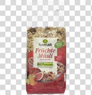 Muesli Breakfast Cereal Alnatura Fruit - Breakfast PNG