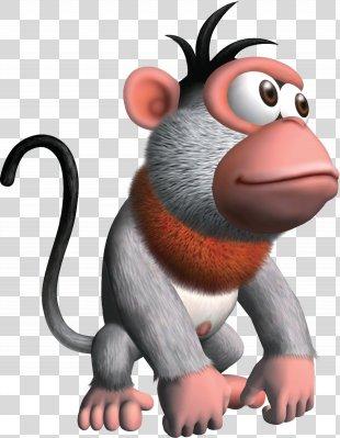 Donkey Kong Country Donkey Kong Jungle Beat Donkey Kong 64 Mario - Donkey PNG