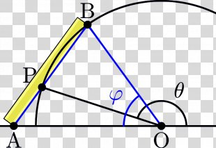 Neusis Construction Angle Trisection Compass-and-straightedge Construction Geometry - Angle PNG