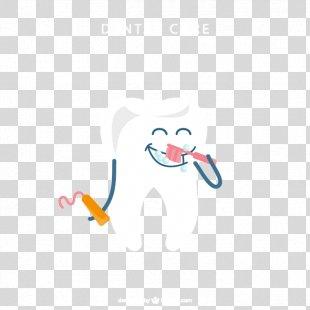 Dentistry Tooth Deciduous Teeth - Brush Teeth PNG