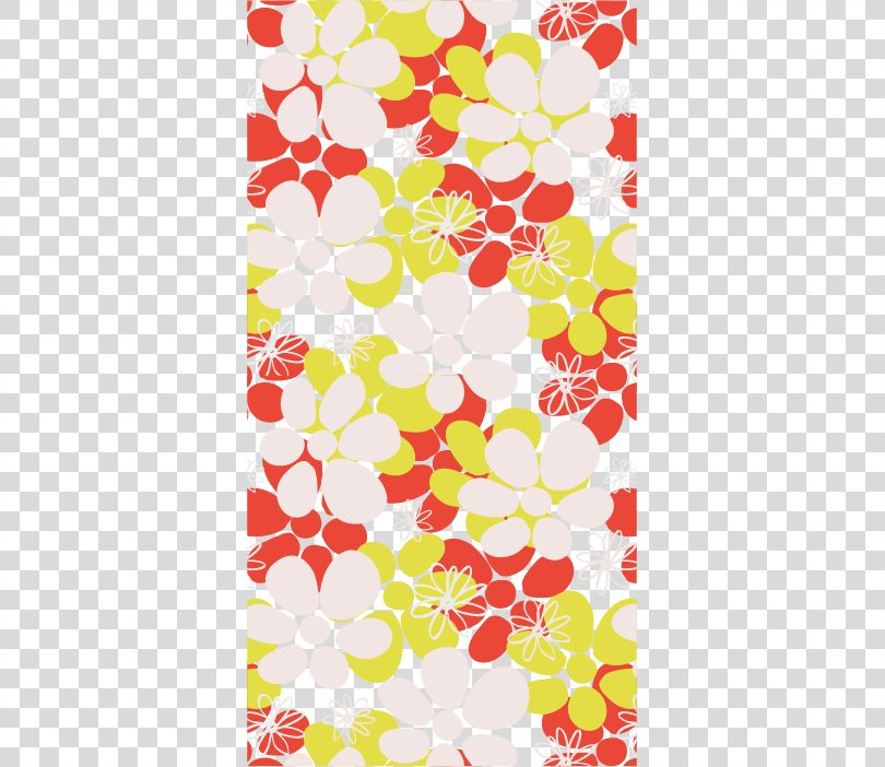 Flower, Sunshine Color Flowers Vector Material PNG