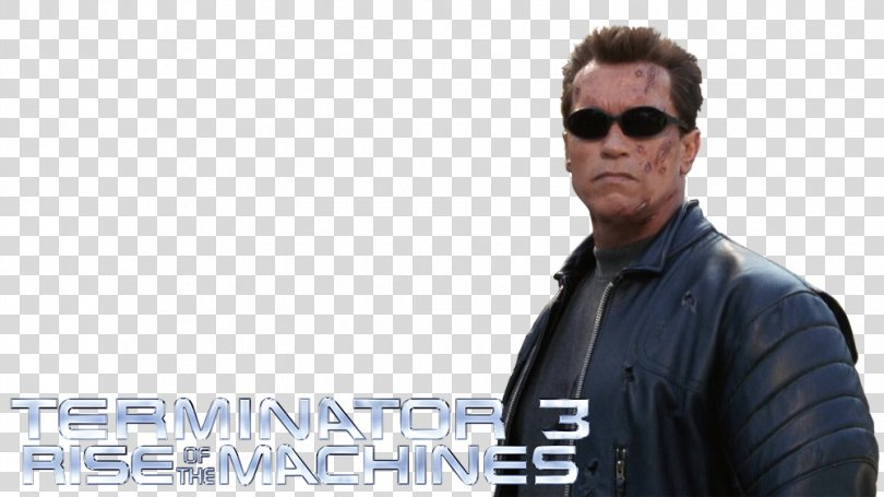 Terminator 3: Rise Of The Machines Glasses T-shirt Outerwear, Terminator PNG