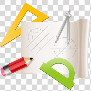 Compass Ruler Drawing Pencil - Compass PNG