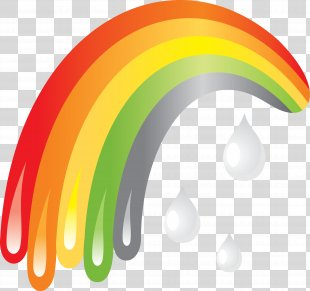 Rainbow Desktop Wallpaper Clip Art - Rainbow PNG