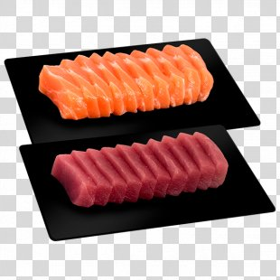 Sashimi Sushi Smoked Salmon Japanese Cuisine - Basic Box PNG