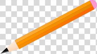 Pencil Drawing Clip Art - Short Pencil Cliparts PNG