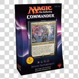 Magic: The Gathering Commander Playing Card Collectible Card Game Magic: The Gathering – Duels Of The Planeswalkers 2014 - Magic The Gathering Commander PNG