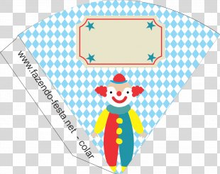 Clip Art Circus Image Illustration Clown - Vintage Memorial Day Clip Art Circus PNG