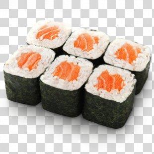 Sushi Makizushi California Roll Pizza Unagi - Sushi PNG