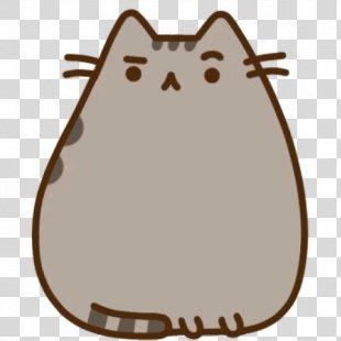 Cat Breed Pusheen Kitten Cuteness - Cat PNG