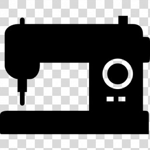 Sewing Machines Textile Sewing Machine Needles - Sewing Machine Icon PNG