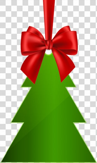 Christmas Tree Clip Art - Hanging Christmas Tree Clip Art Image PNG