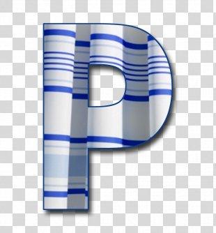 Letter Alphabet Scrapbooking - Stripes PNG