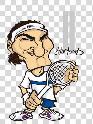 Badminton Cartoon Clip Art - Badminton PNG