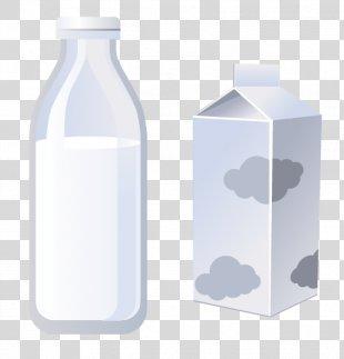 Milk Bottle Milk Bottle - Milk PNG