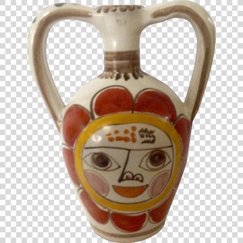 Jug Pottery Ceramic Maiolica Porcelain, Pottery PNG