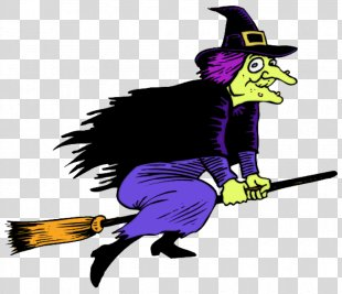 Clip Art Witchcraft Openclipart Image Illustration - Clip Art Of Broom PNG