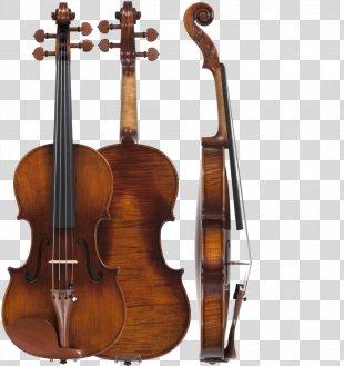 Violin Family Stradivarius Musical Instruments Cello - Violin PNG