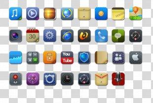 User Interface Icon Design Download Mobile Phone Icon - Mobile Phone Icon UI Design PNG
