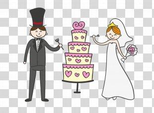 Wedding Cake Wedding Invitation Bridegroom - Wedding Cakes PNG