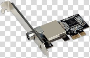 TV Tuner Cards & Adapters Network Cards & Adapters ISDB Conventional PCI - Tv Tuner Card PNG