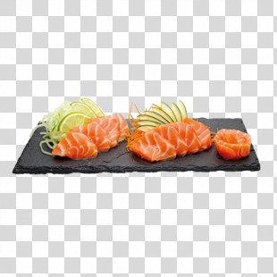 Sushi Sashimi Japanese Cuisine Makizushi California Roll - Sashimi PNG