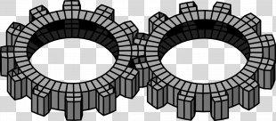 Gear Wheel Clip Art - Gear PNG