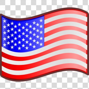 Flag Of The United States Clip Art - Us Flag Pictures Free PNG