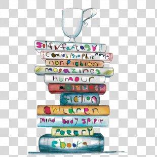 Angels & Demons Book Scanning Reading Google Books - Cartoon Books PNG