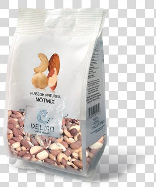 Mixed Nuts Breakfast Cereal Dried Fruit Vegetarian Cuisine - Apricot PNG