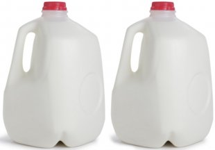 Milk Bottle Gallon Milk Chugging Cup - Milk PNG