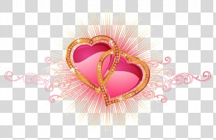 Valentine's Day Heart Gift Mother's Day - Valentine's Day PNG
