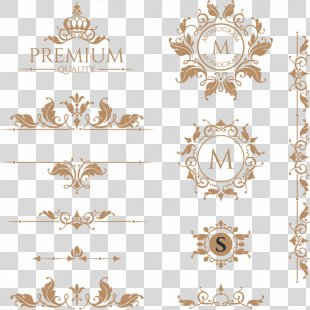 Line - Bright Crown Vector Retro Groove Design Elements PNG