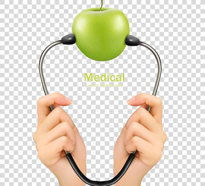 Stethoscope Medicine Physician Stock Photography, Apple Stethoscope PNG