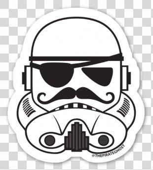 Stormtrooper Clip Art Anakin Skywalker Vector Graphics Openclipart - Stormtrooper PNG