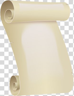 Scroll Paper Parchment Clip Art - Scroll Pic PNG