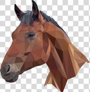 Horse Head Mask T-shirt Clip Art - Horse PNG