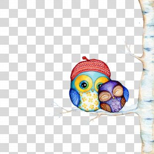 Owl Moon Paper Tawny Owl Drawing - Owl PNG