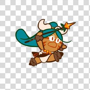 Cookie Run: OvenBreak Game Devsisters Spear - Cookie PNG